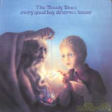 The Moody Blues/every good boy|THRESHOLD