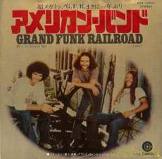 グランド・ファンク・レイルロード/アメリカン・バンド|TOSHIBA EMI