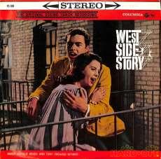 ウェスト・サイド物語 サウンドトラック盤|COLUMBIA