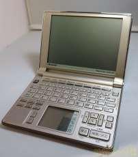 電子辞書 SHARP