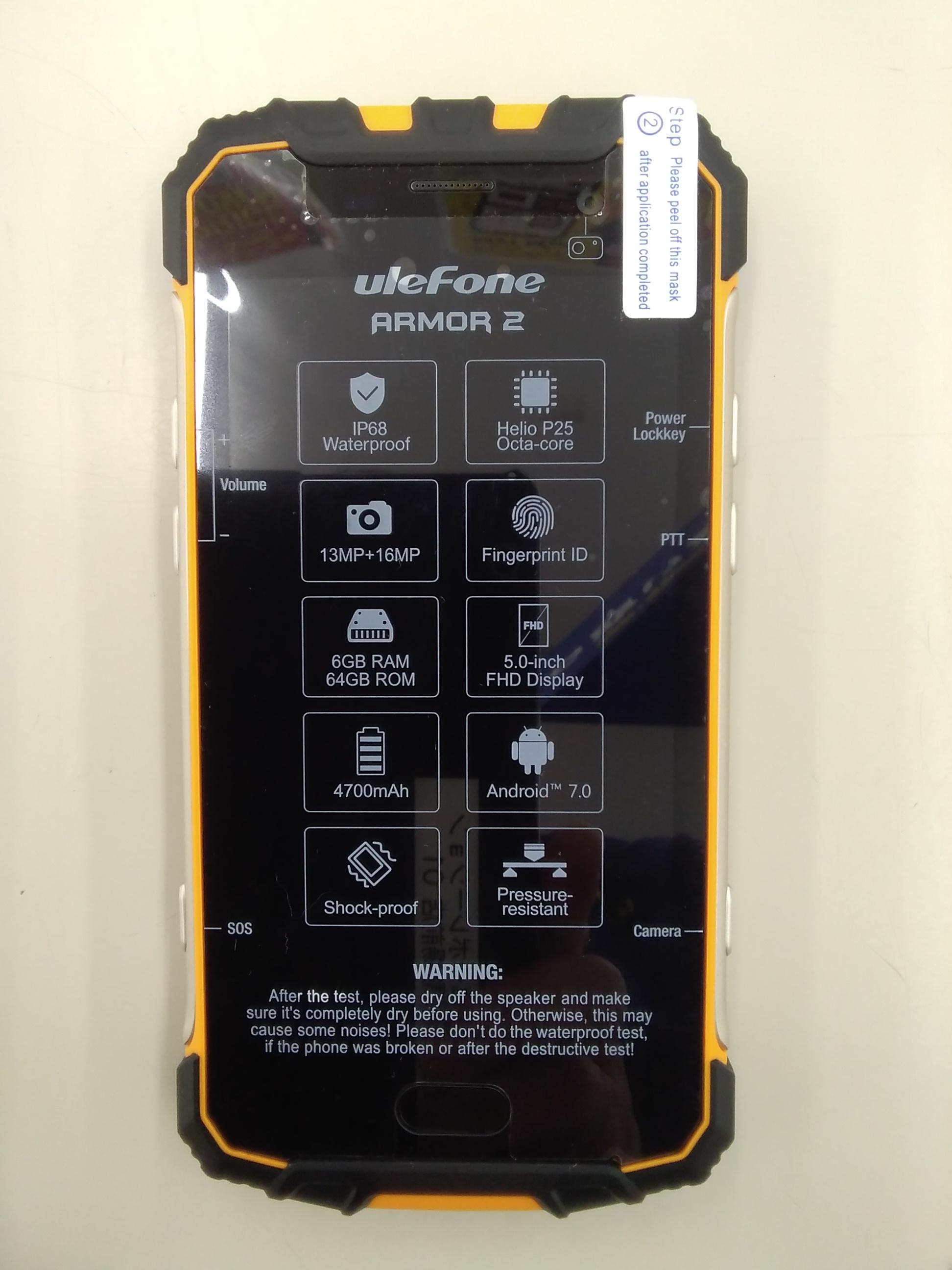 スマートフォン|ULEFONE