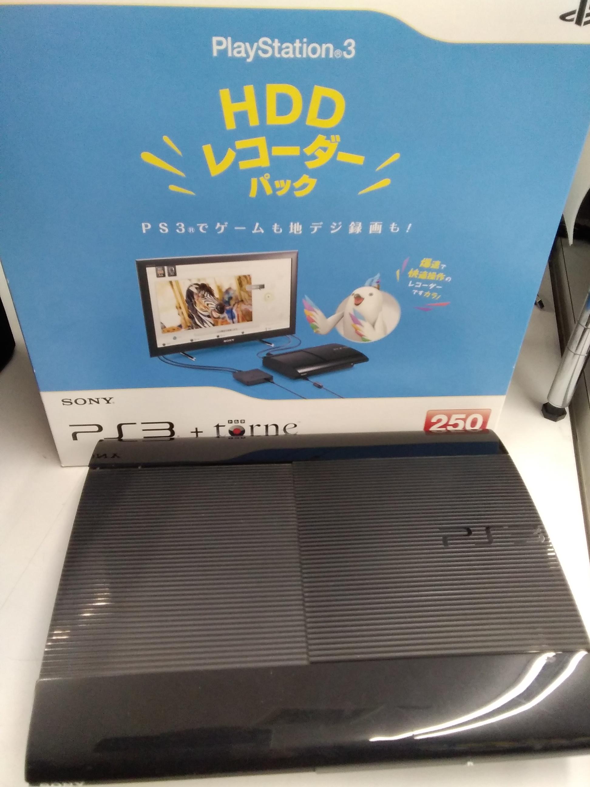 CEJH-10025/PS3 HDDレコーダーパック|SONY