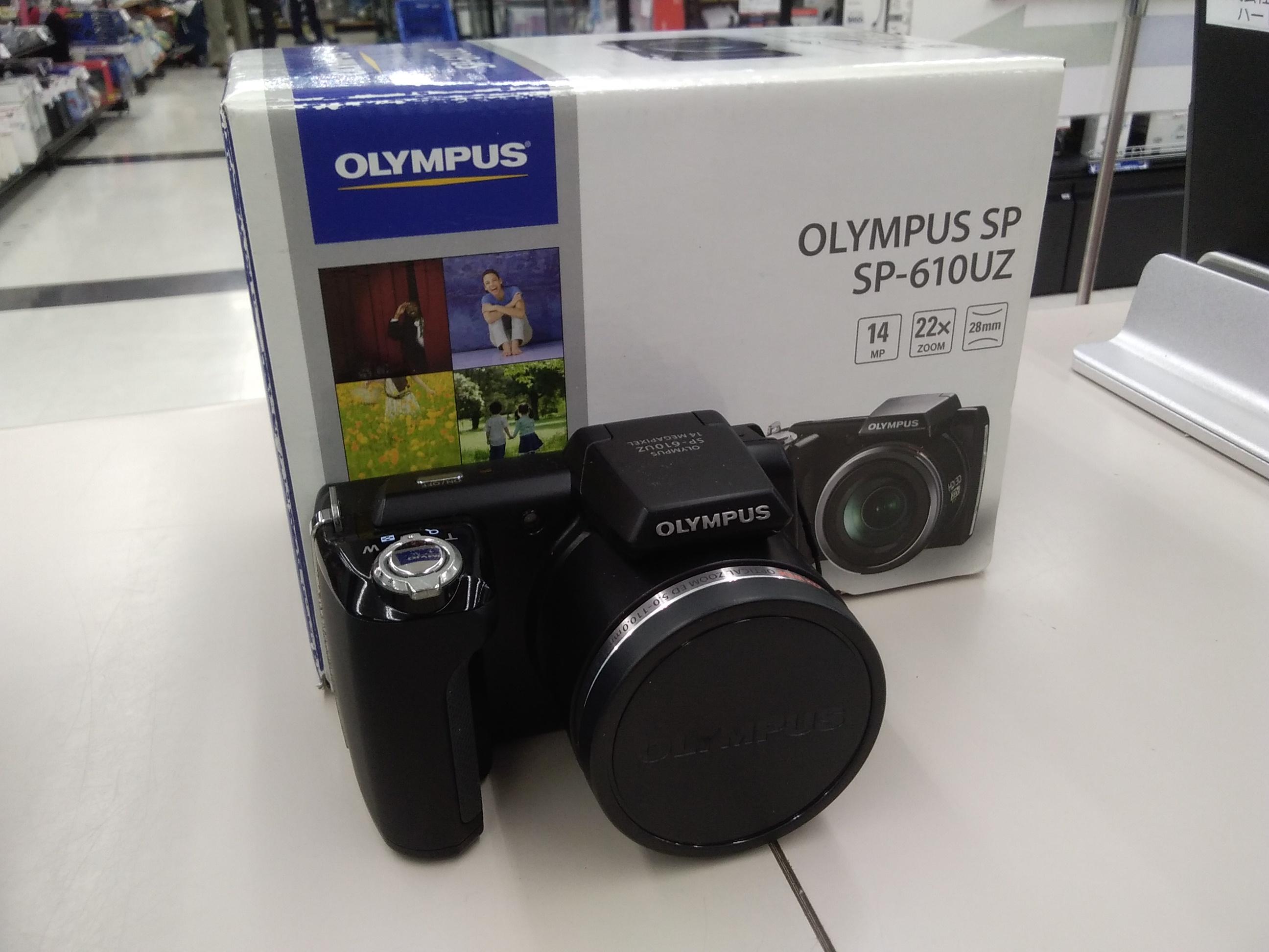 SP-610UZ/デジタルカメラ|OLYMPUS