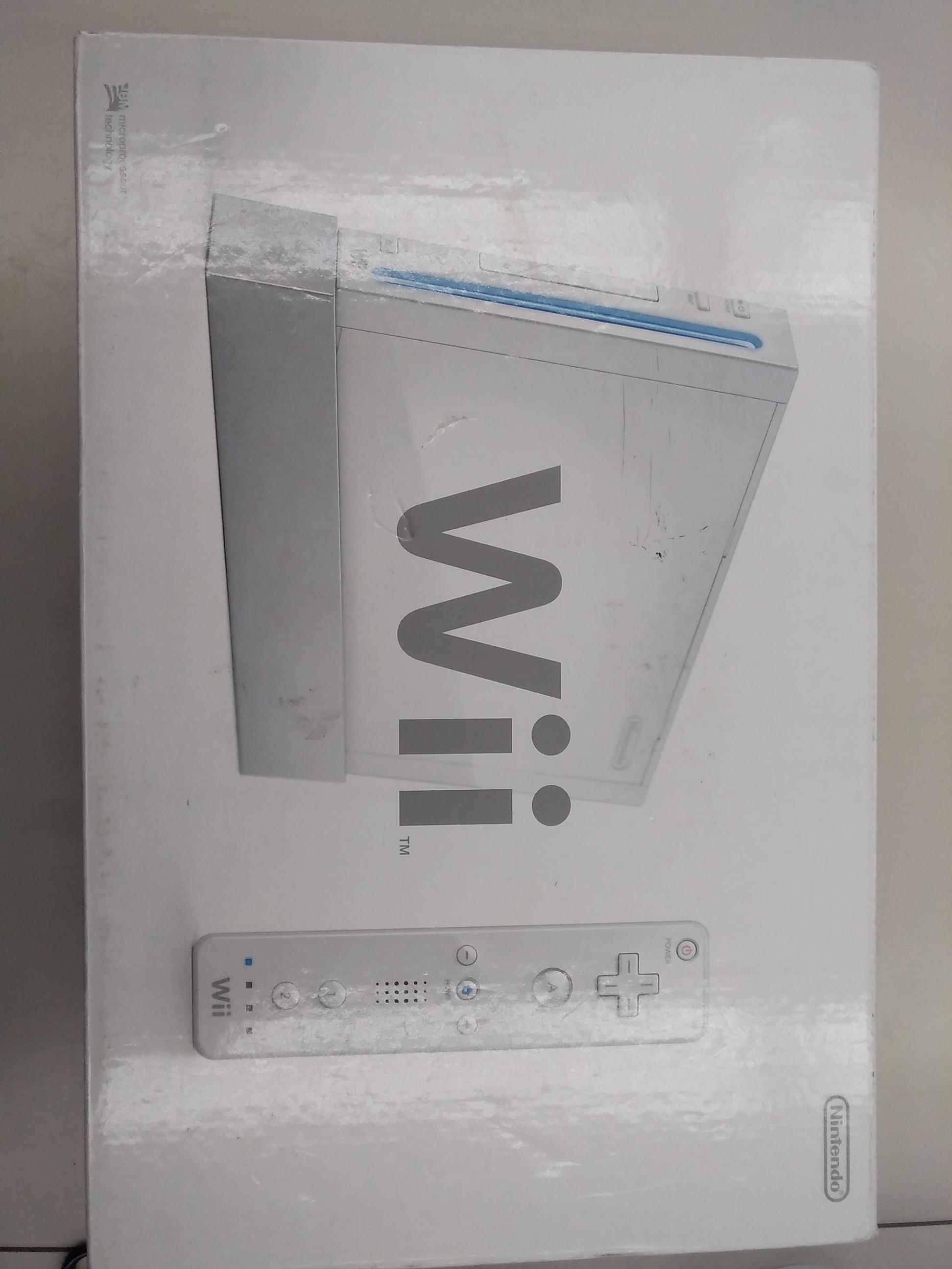 WII/RVL-001|NINTENDO
