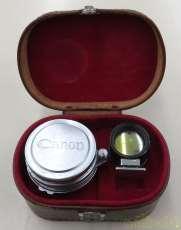 Lマウント用レンズ CANON