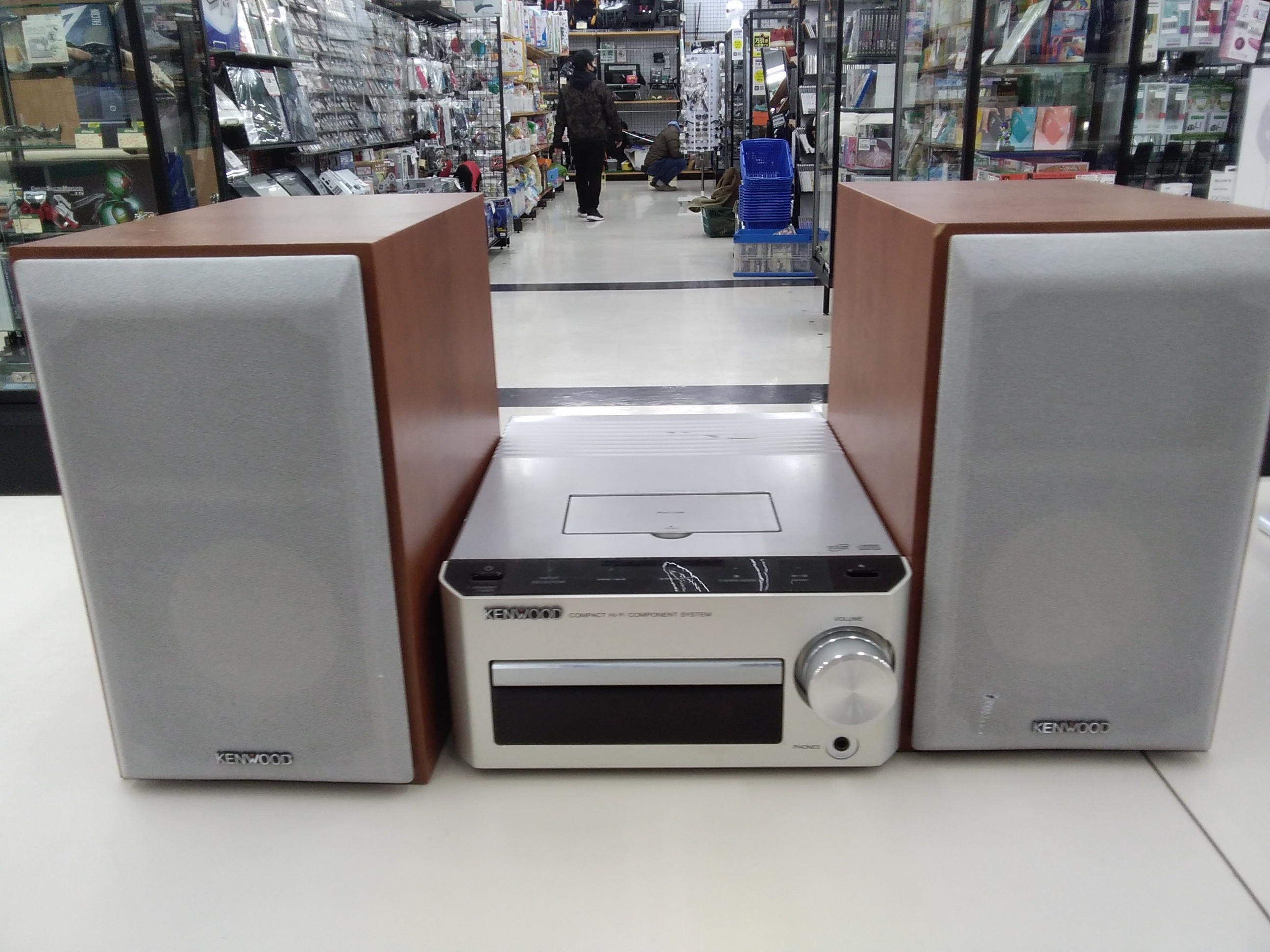 R-K521/ドックコンポ|KENWOOD