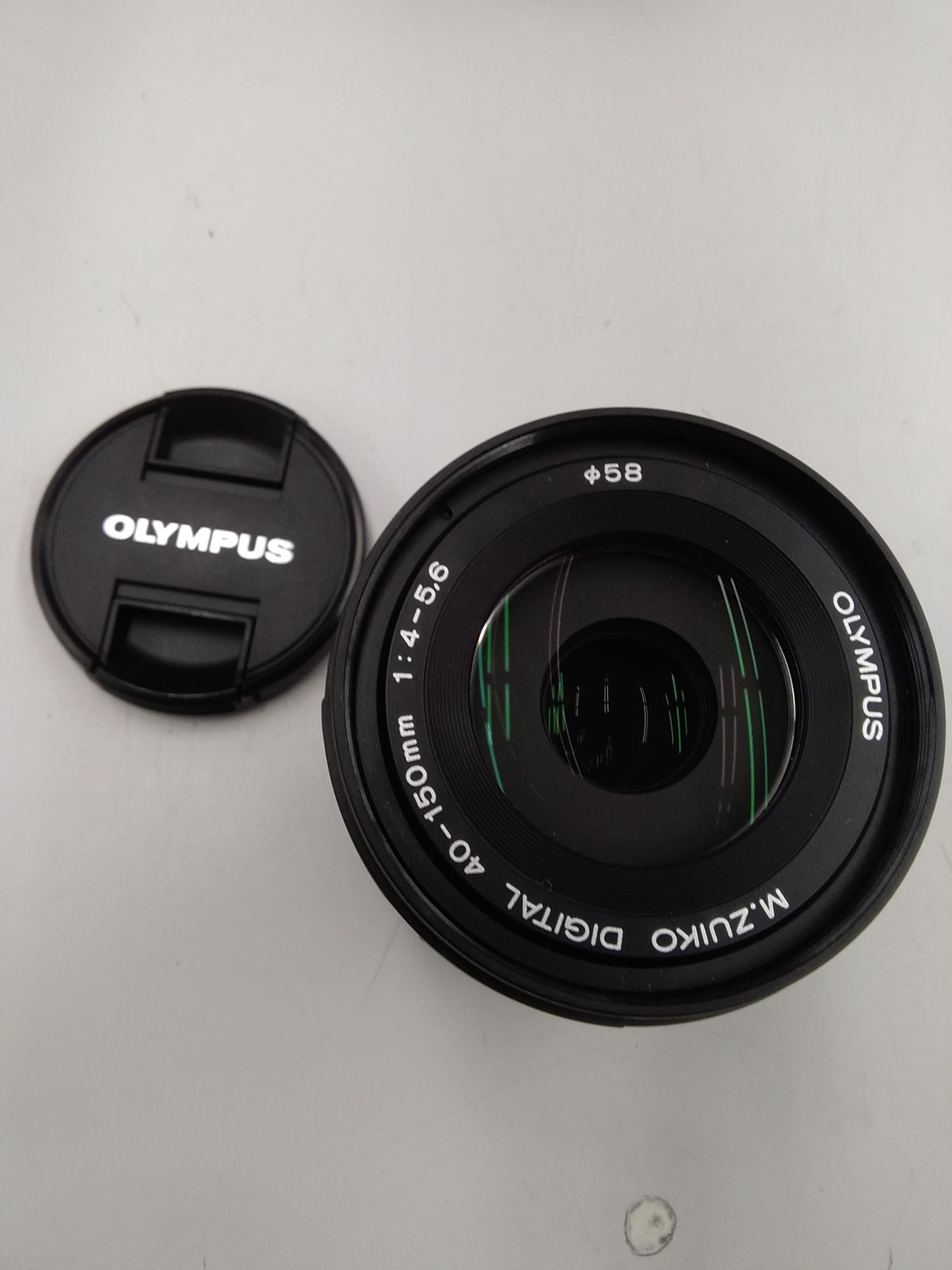 カメラレンズ OLYMPUS