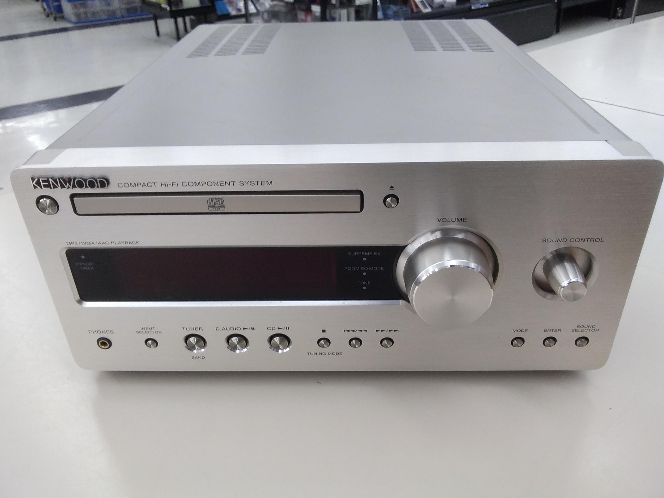 CDシステム|KENWOOD