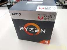 RYZEN5 2400G AMD