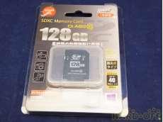 SDXCカード HI DISC