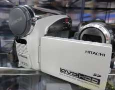 DVDビデオカメラ HITACHI