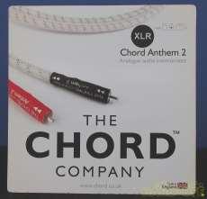 XLRケーブル|THE CHORD COMPANY