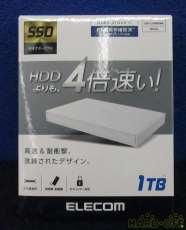 SSD1TB以上|ELECOM