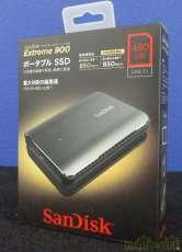 USB/eSATA/IEEE1394 外付けHDD|SANDISK