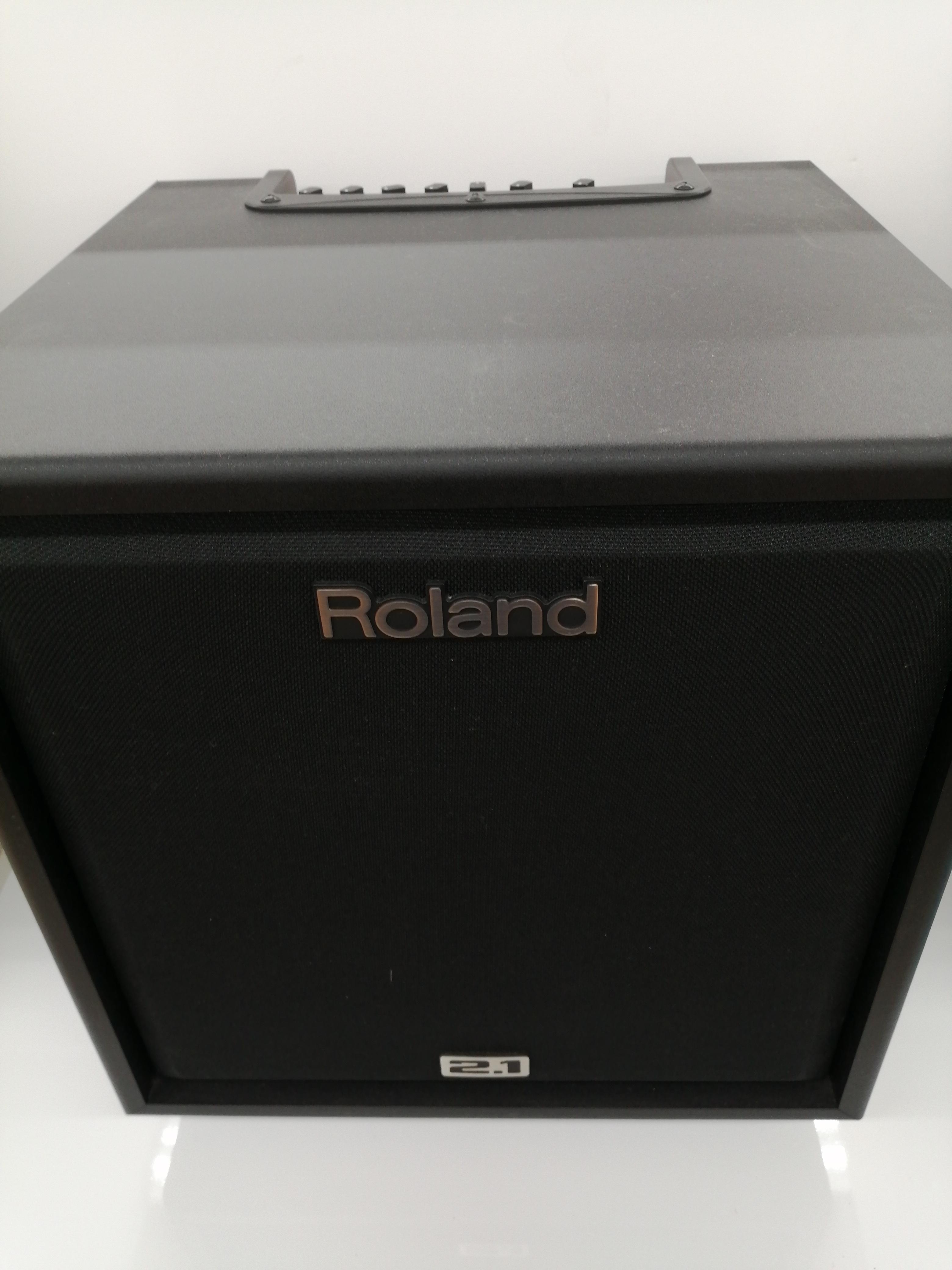 2.1CHモニタースピーカー|ROLAND