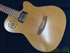 ピエゾとマグネティックのハイブリッドギター!|GODIN