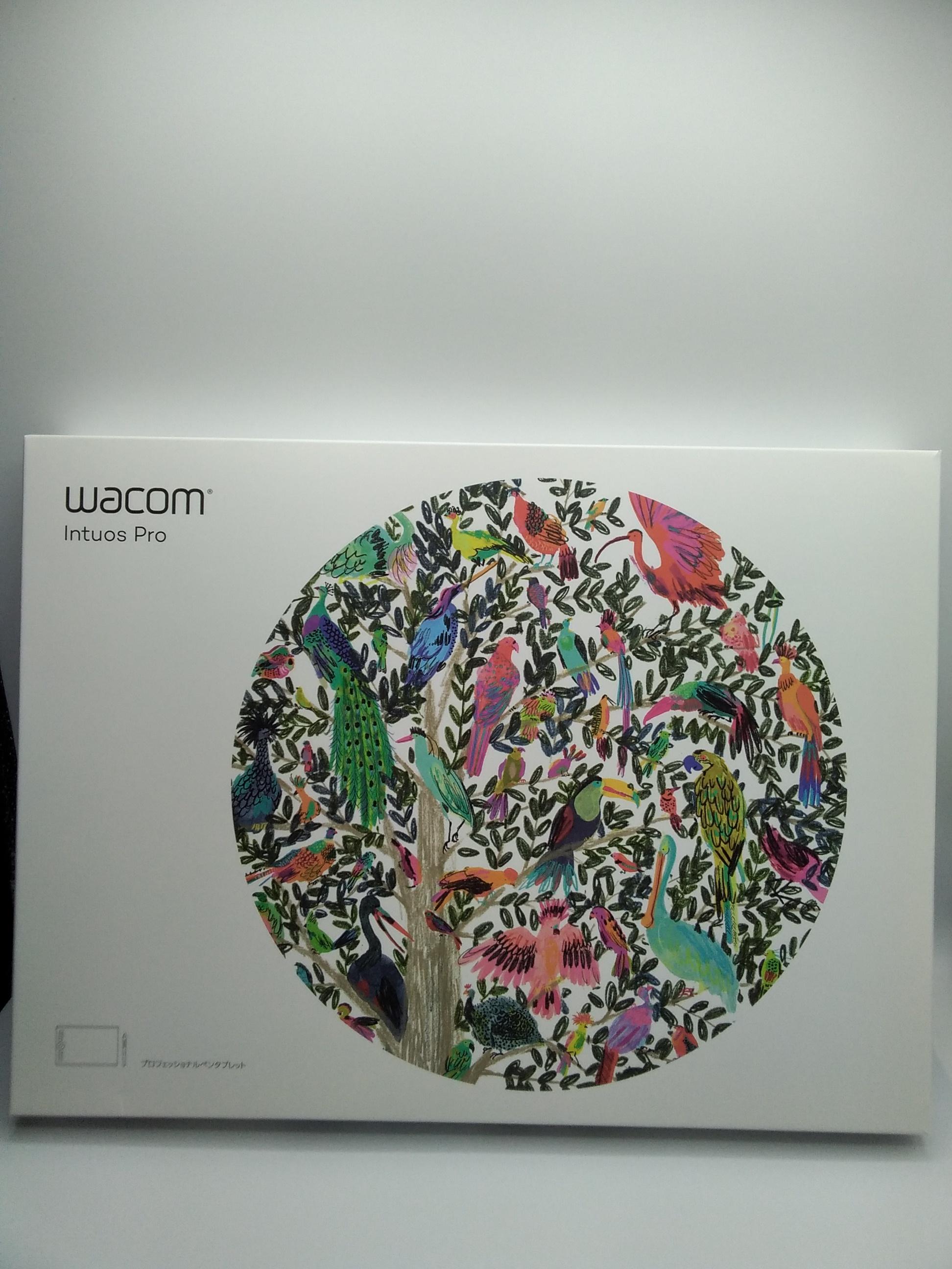 ペンタブレット|WACOM