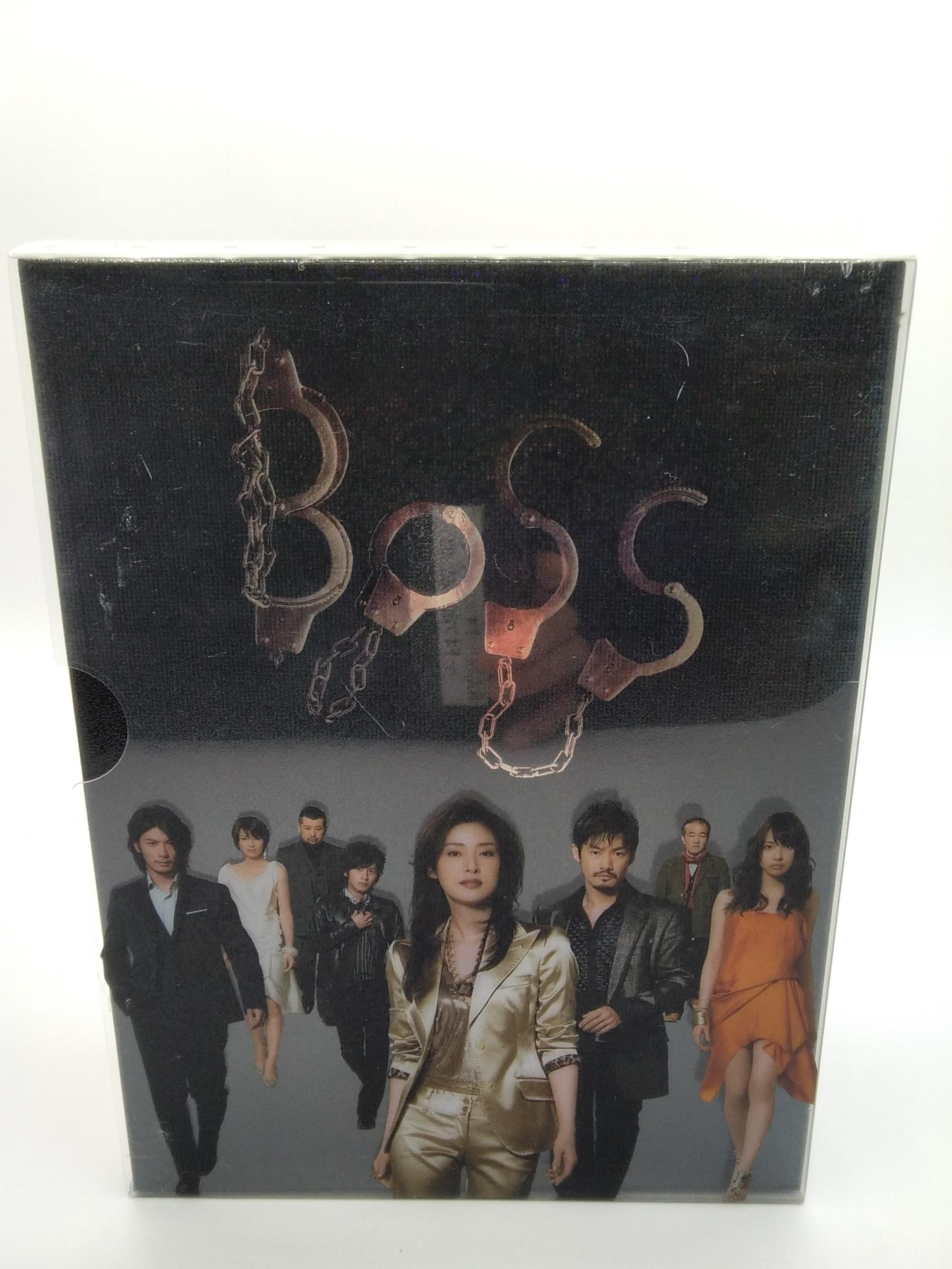 BOSS DVD-BOX フジテレビ