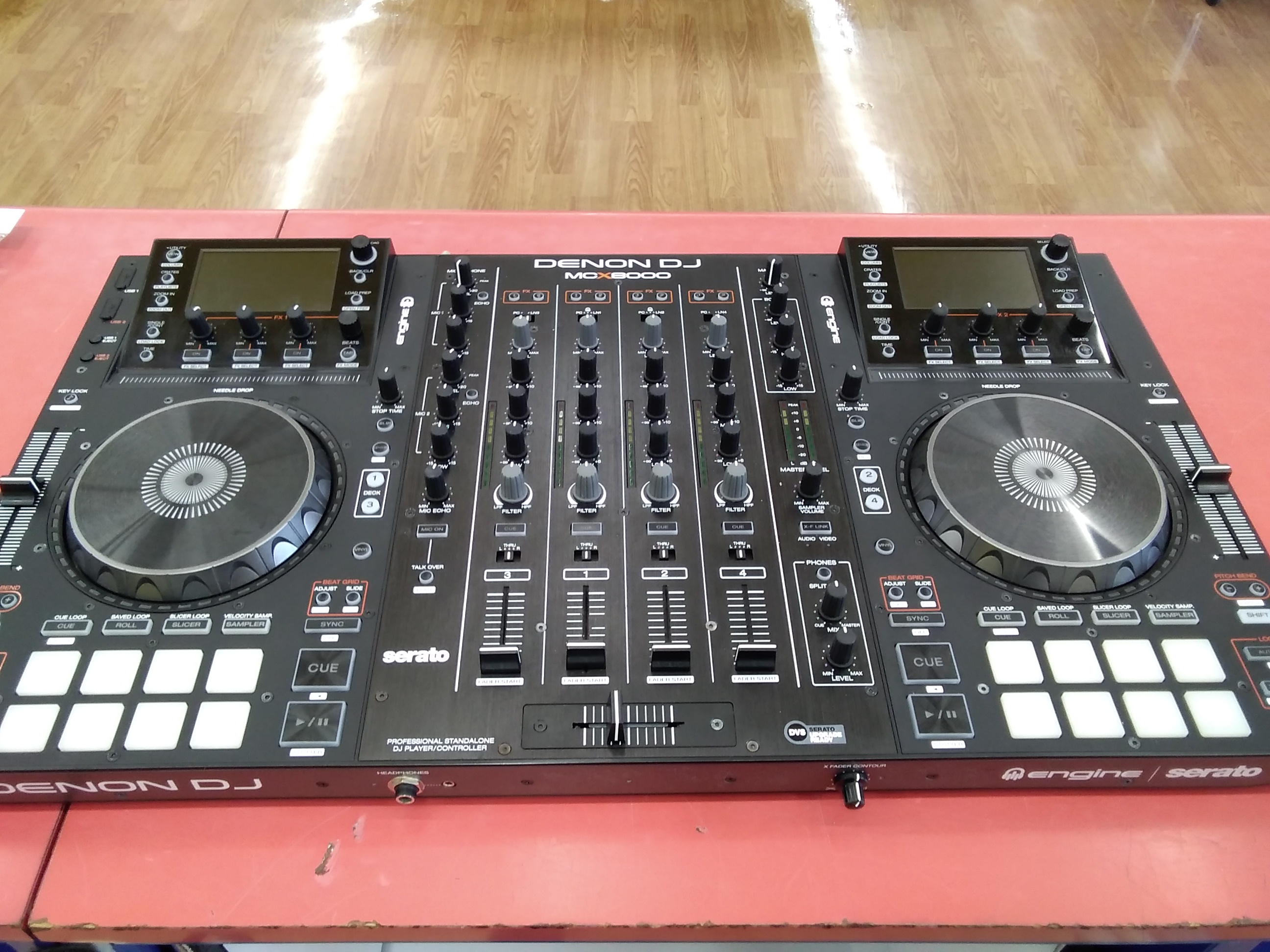 DJコントローラ-|DENON