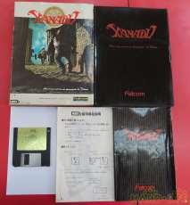 MSX2版用 ザナドゥ FALCOM