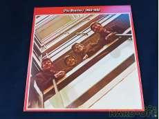 ザ・ビートルズ - 1962年-1966年 赤盤|TOSHIBA