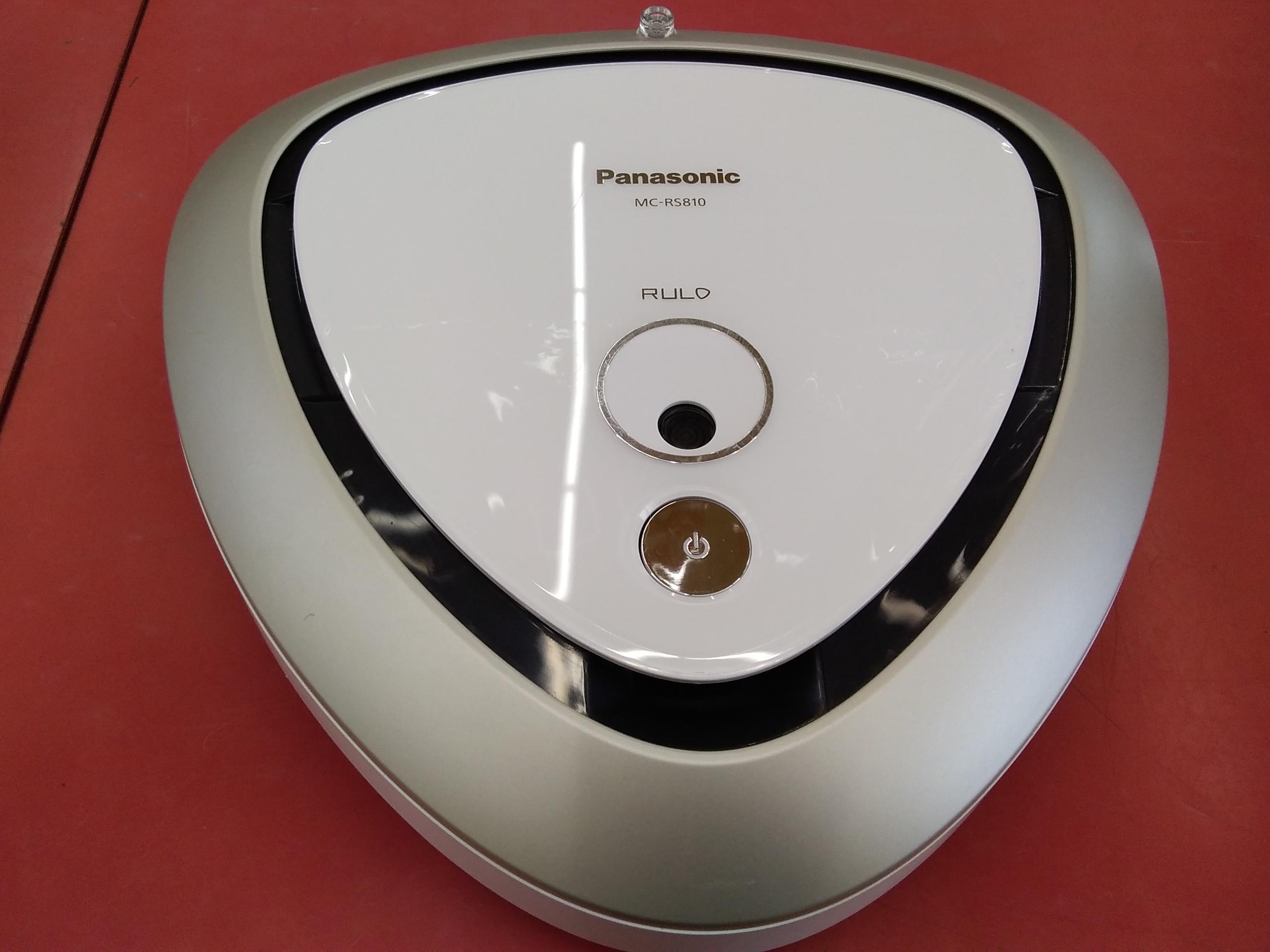 ロボット掃除機 PANASONIC