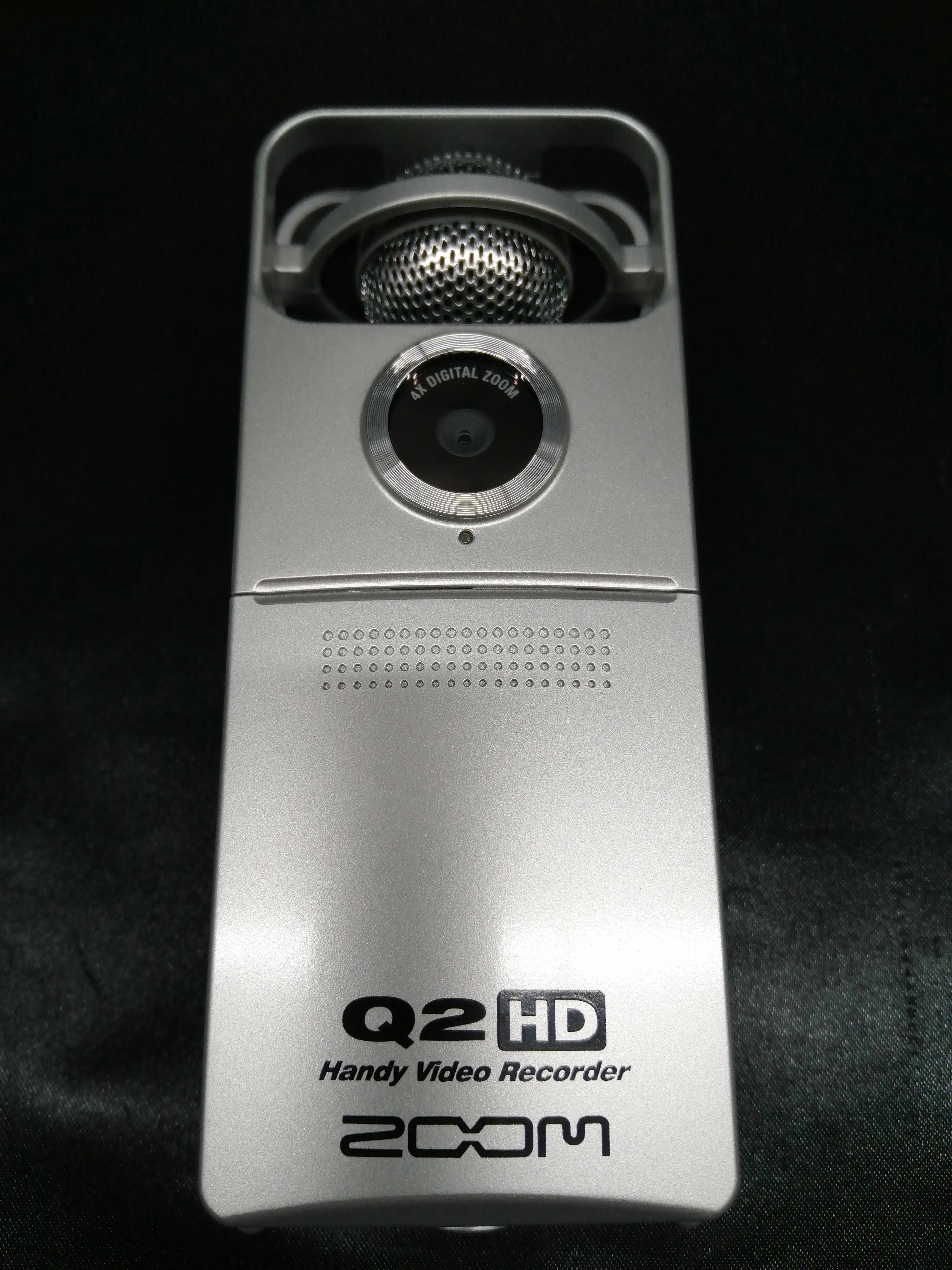 ハンディビデオレコーダー|ZOOM