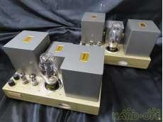 現行300Bモノラルペア|UESUGI