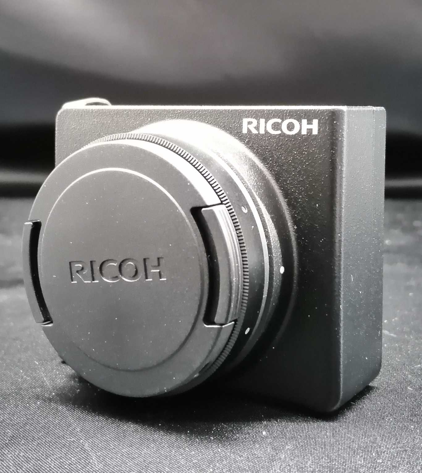 GXR専用、広角-望遠ズーム&1/1.7大型CCD|RICOH