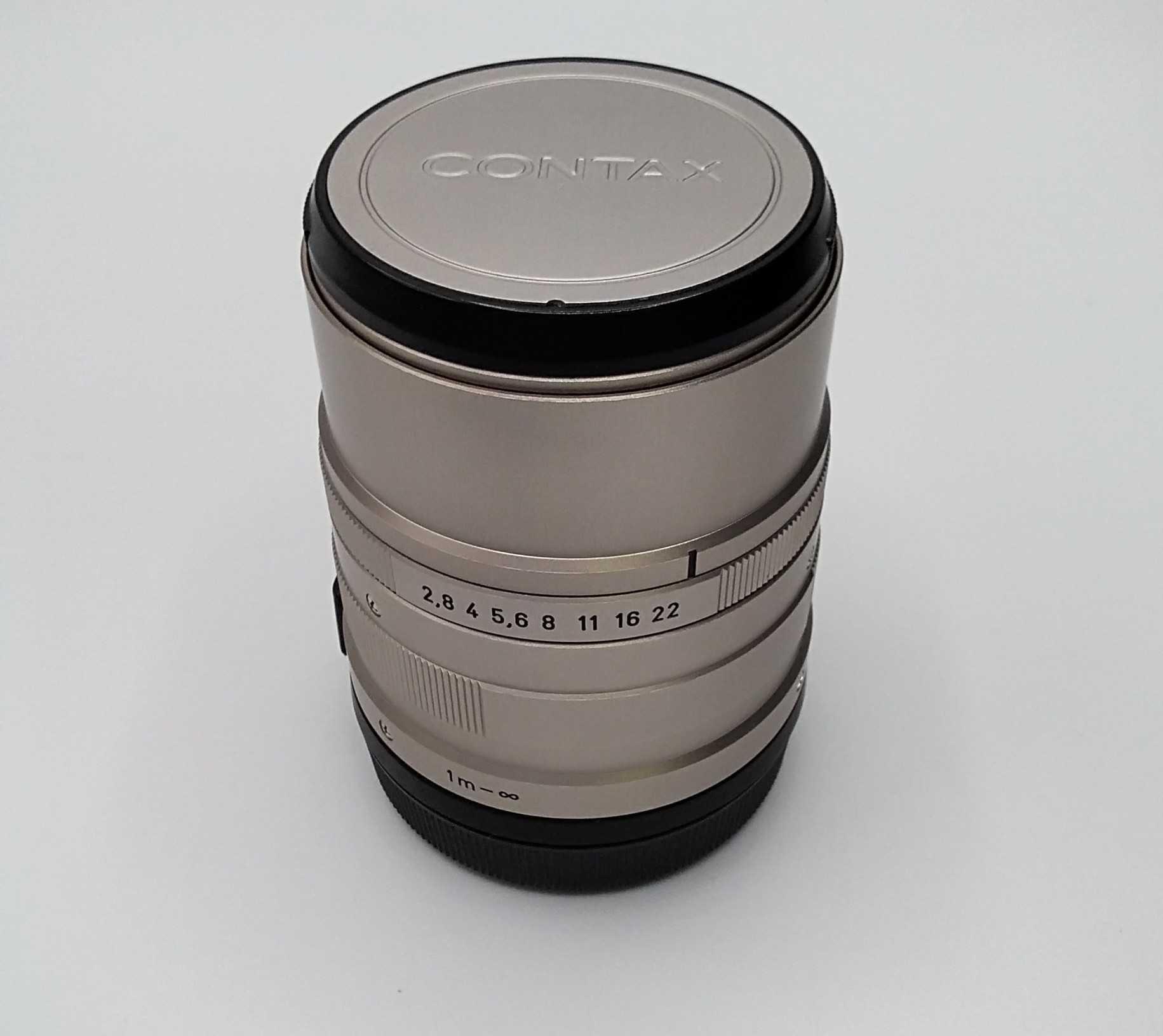 単焦点レンズ(Gマウント)|CONTAX