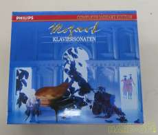 CD COMPLETE MOZART EDITION|PHILIPS