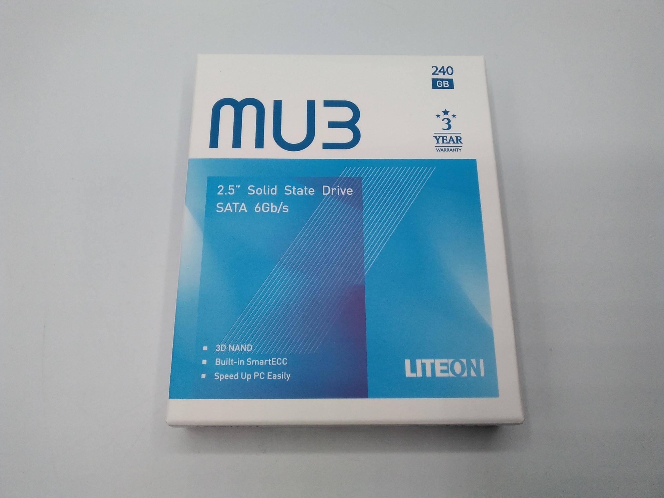 【未開封品】SSD LITE ON