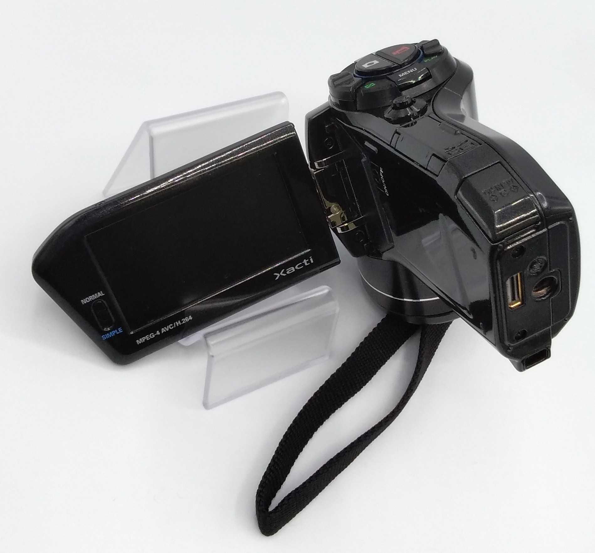デジタルムービーカメラ|SANYO