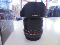 超広角単焦点レンズ(キャノン用)|SAMYANG