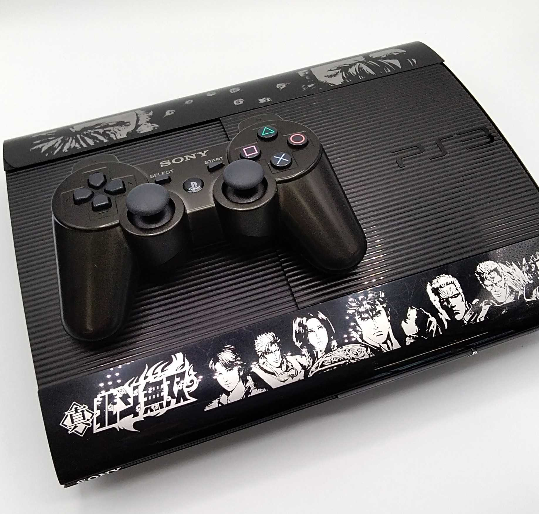 PS3 真・北斗無双 LEGEND EDITION|SONY