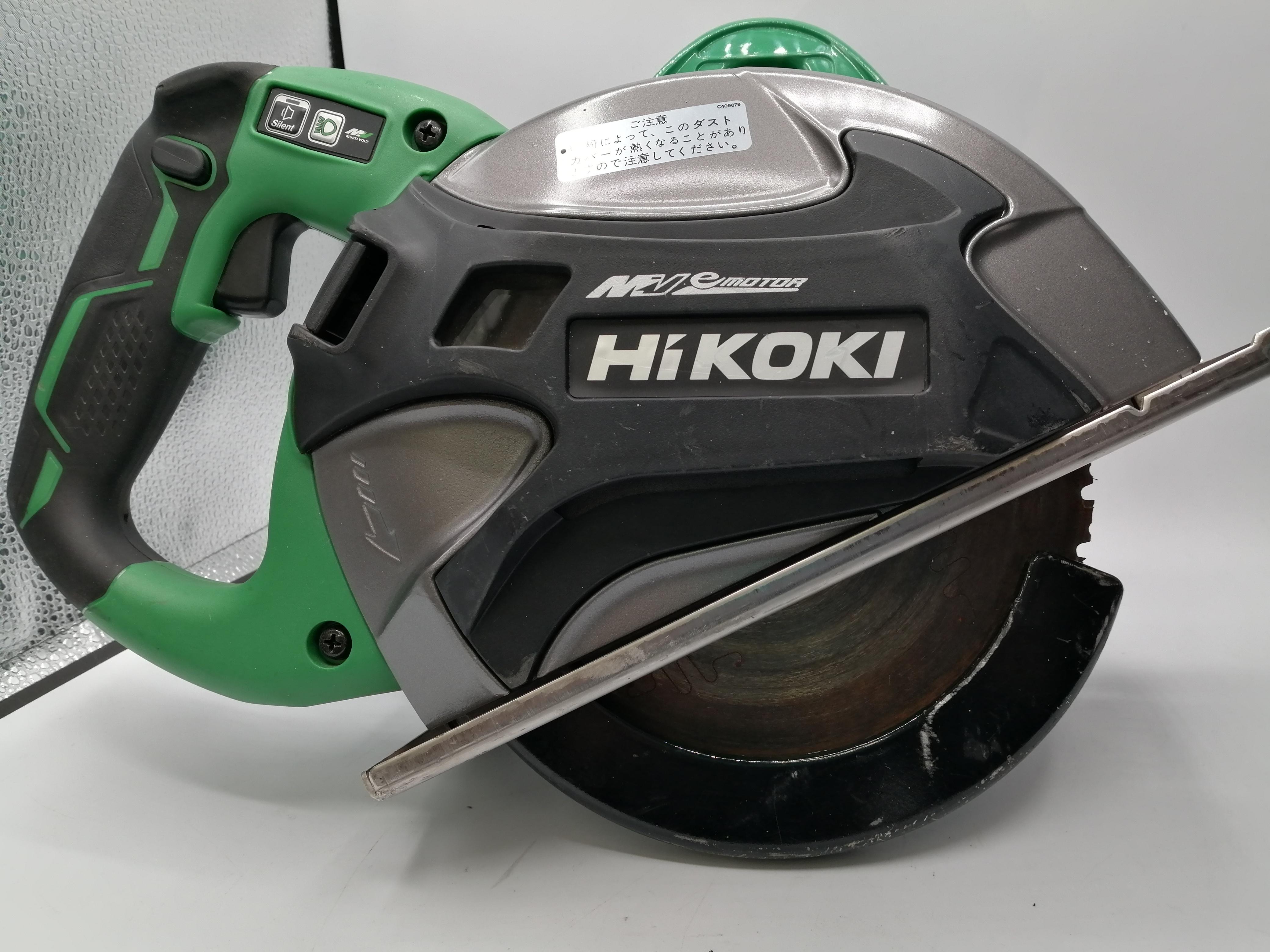 ★2020年10月製造★チップソーカッター(汚れあり) HIKOKI