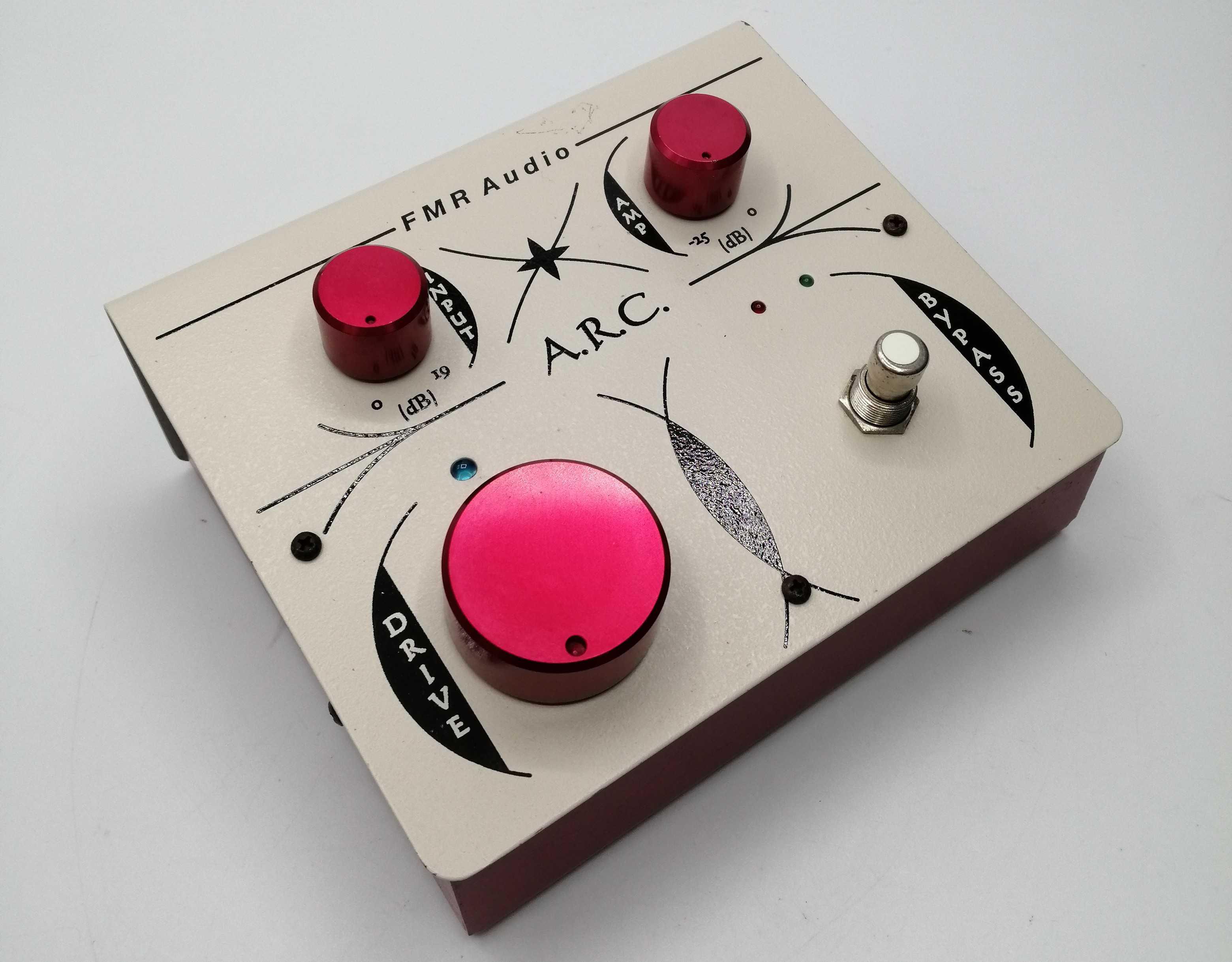 初期型 A.R.C FMR AUDIO
