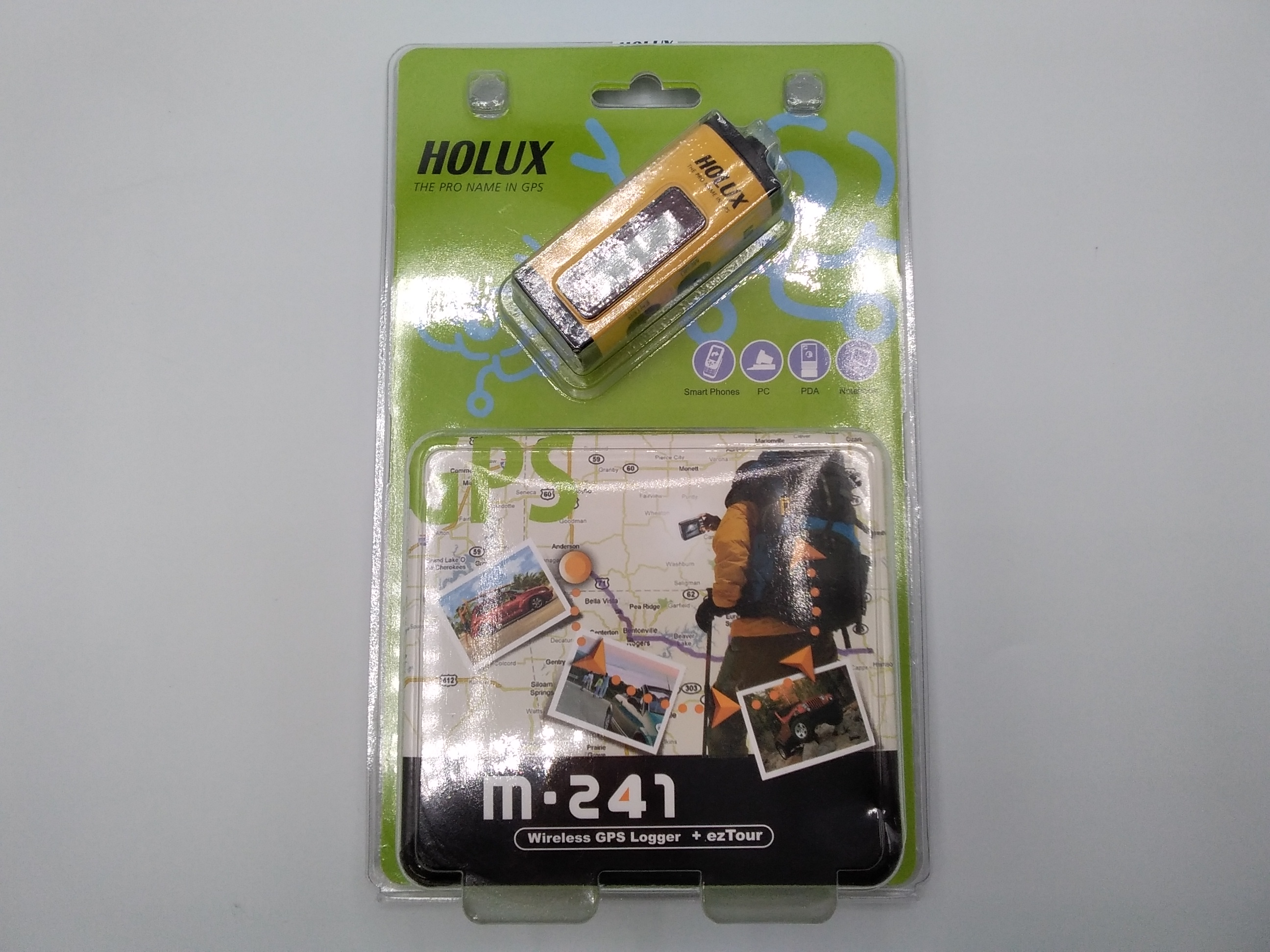 GPSロガー|HOLUX
