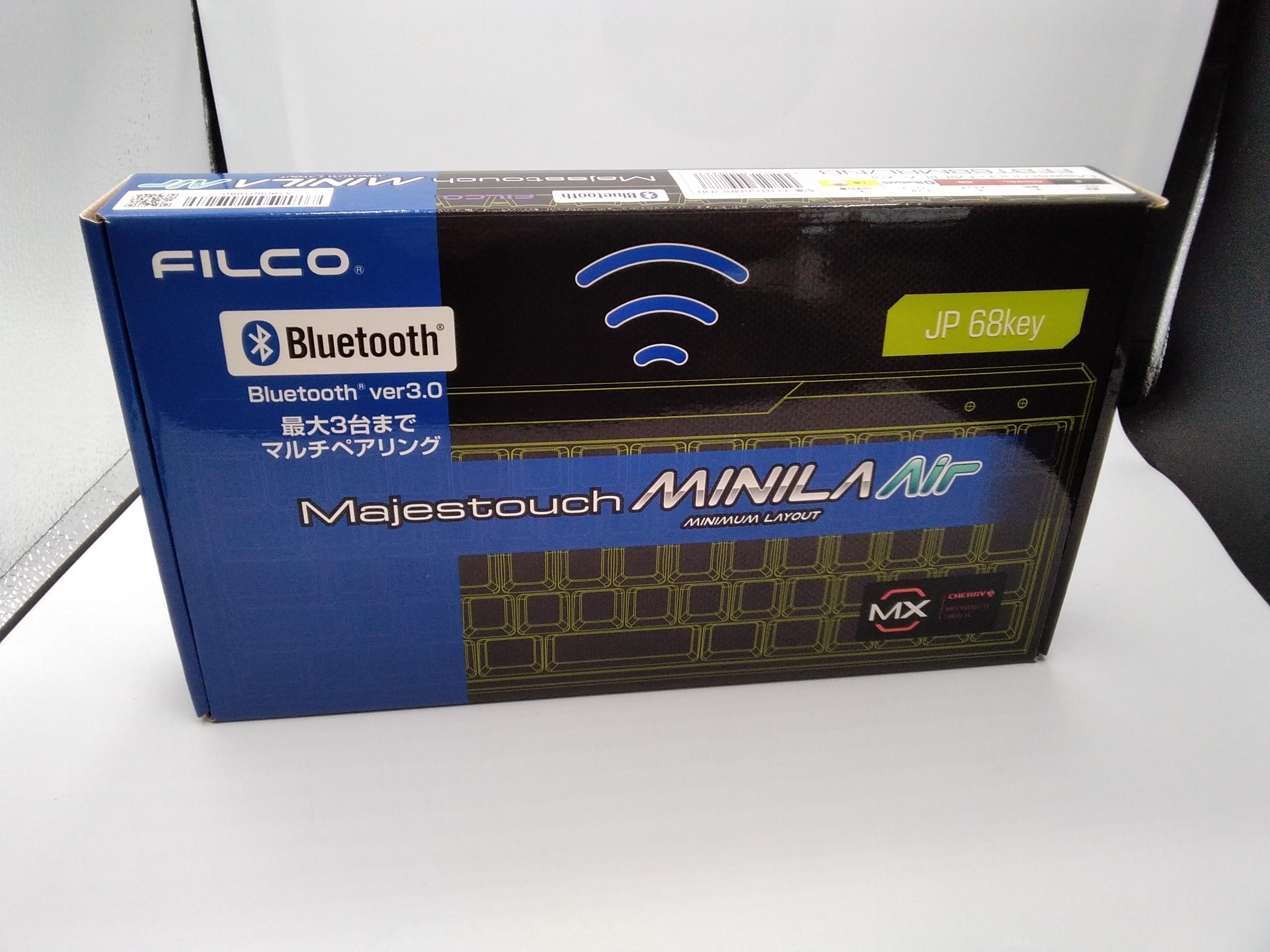 ワイヤレスキーボード|FILCO