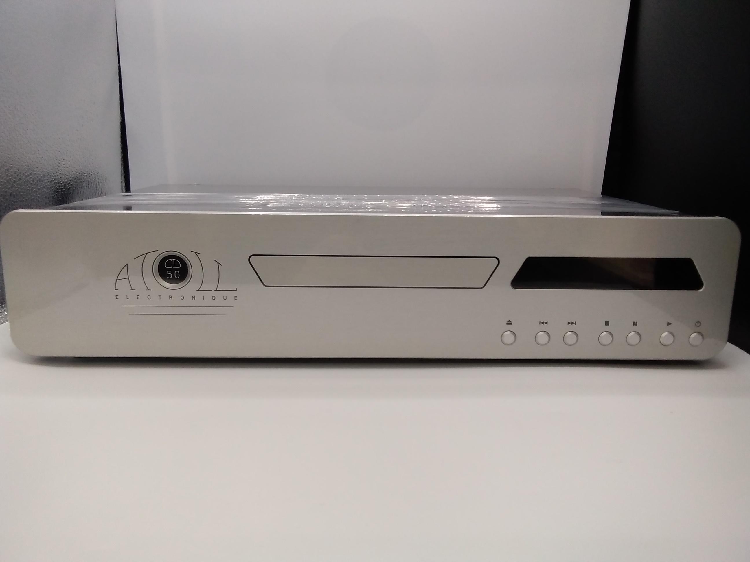 (新品商品)CDプレーヤー CD50SE2|ATOLL