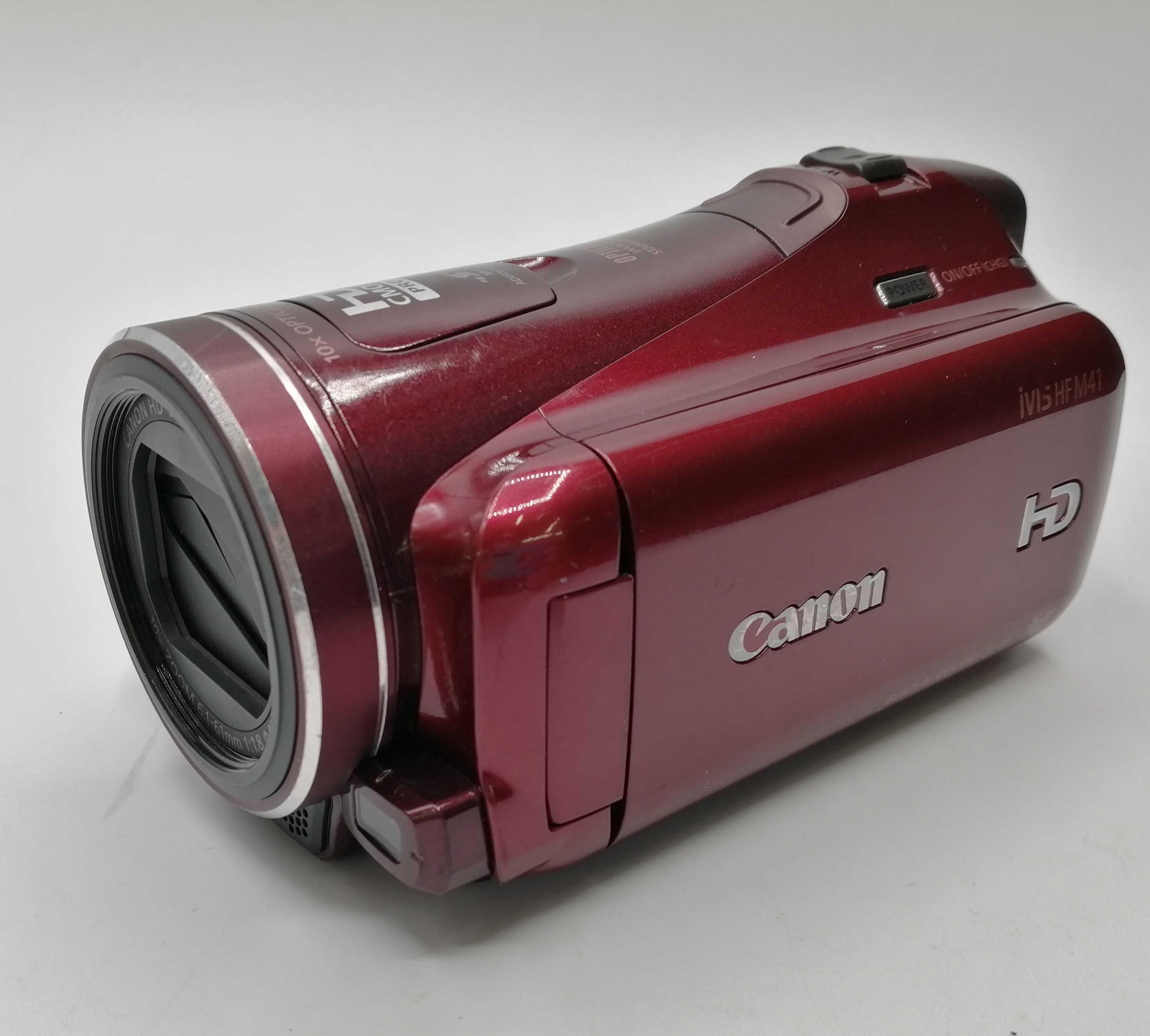 ビデオカメラ CANON