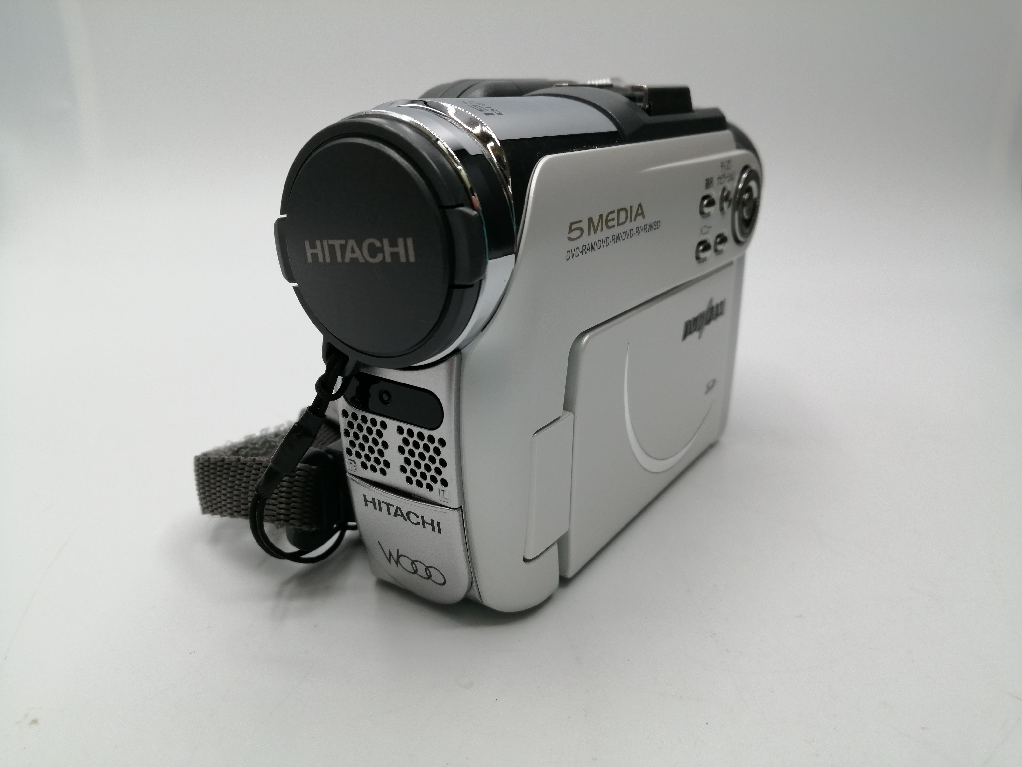 ビデオカメラ|HITACHI