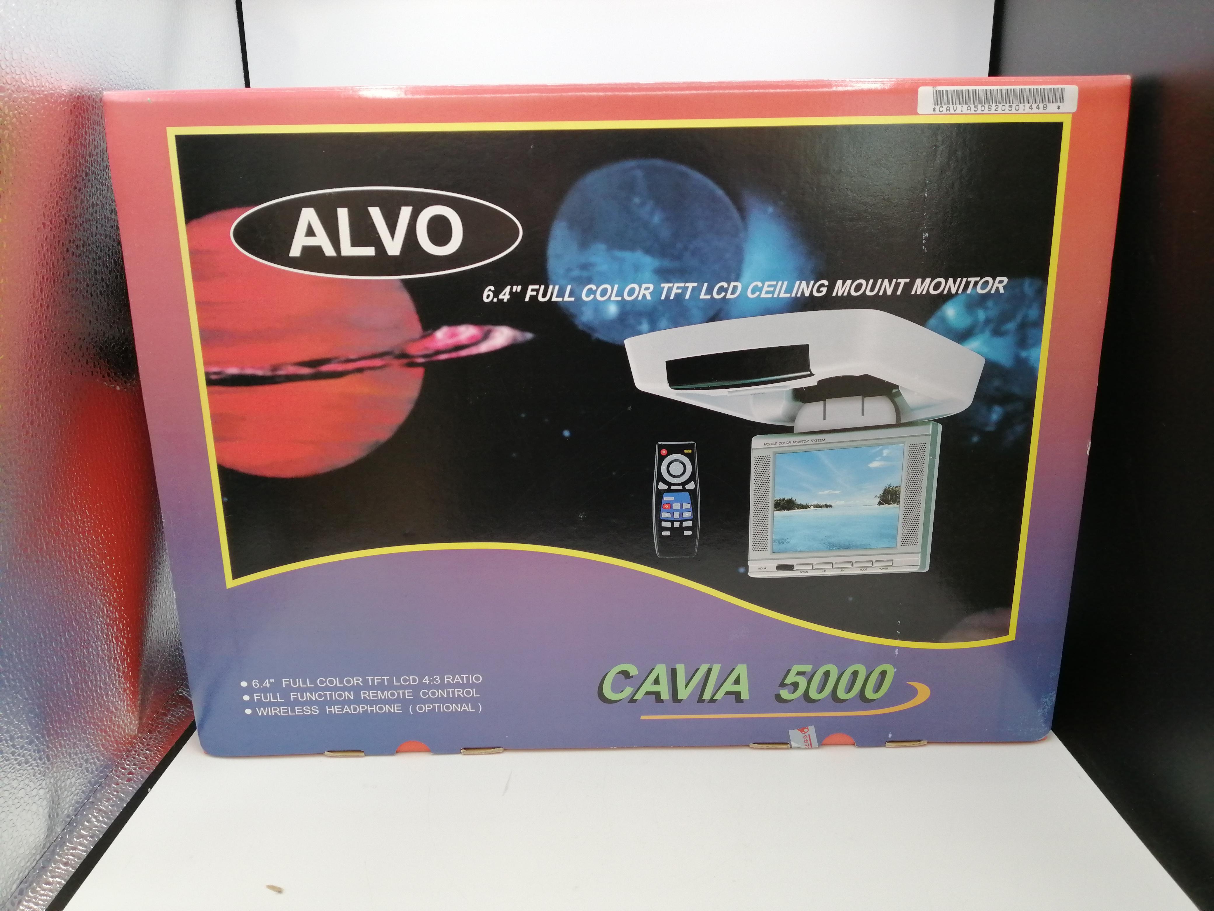 カーモニター|ALVO