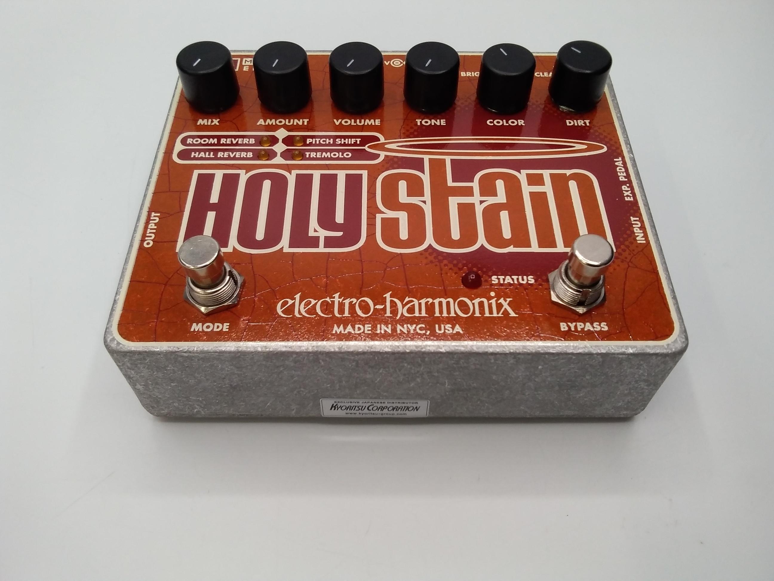 (新品商品)マルチエフェクター HOLY STAIN ELECTRO-HARMONIX