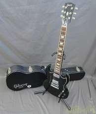 【ギブソン社の代表的ソリッドギター「SG」】|GIBSON