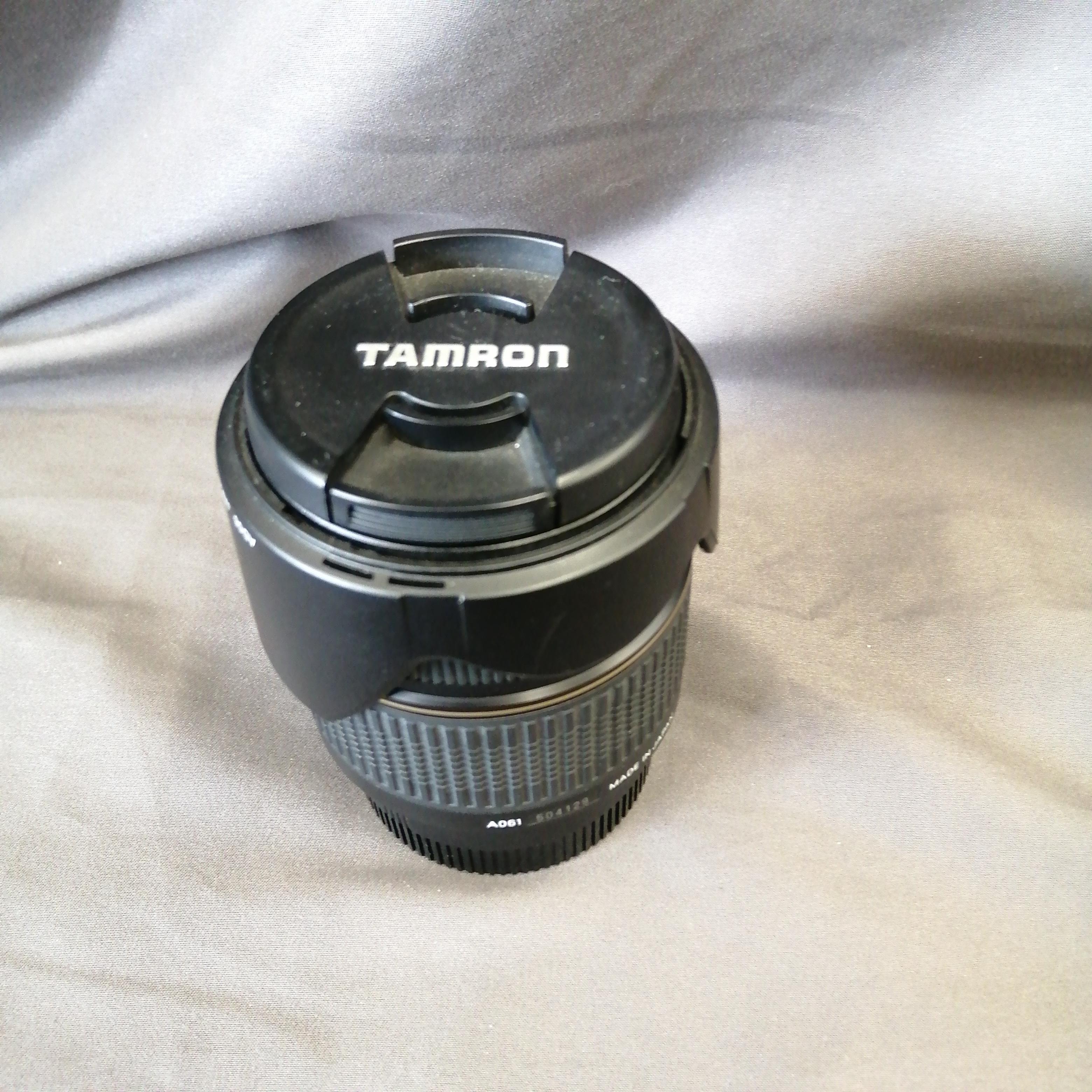 [カメラレンズ] TAMRON