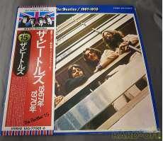 【THE BEATLER/1967-1970】|東芝EMI