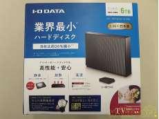 【未開封】HDD 6TB|I・O DATA