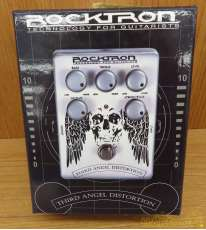 ROCKTRONのエフェクタ!!|ROCKTRON