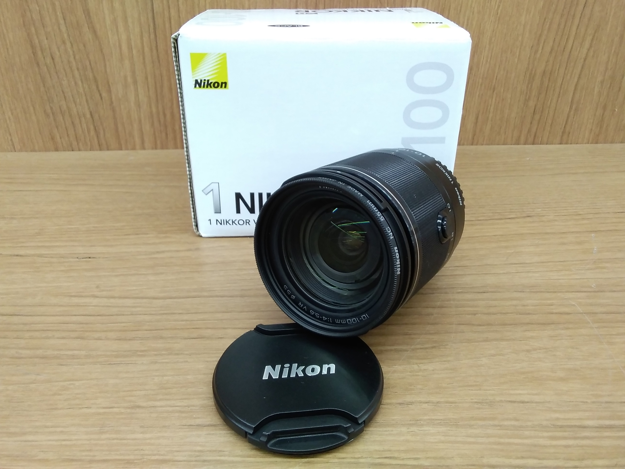 1 NIKKOR VR 10-100mm f/4-5.6|NIKON